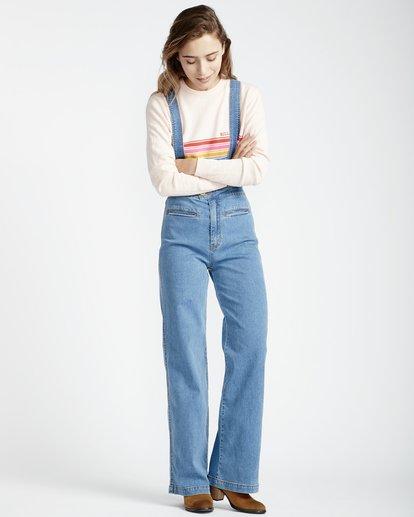 10 High Of Summer - Pantalón para Mujer Azul Q3PN02BIF9 Billabong