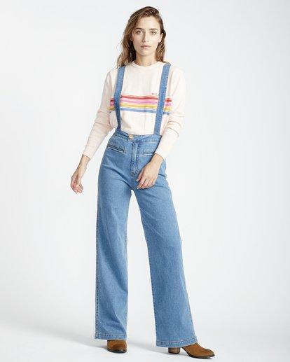 11 High Of Summer - Pantalón para Mujer Azul Q3PN02BIF9 Billabong