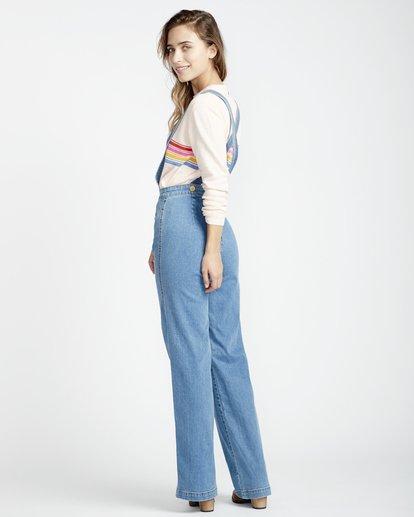 13 High Of Summer - Pantalón para Mujer Azul Q3PN02BIF9 Billabong
