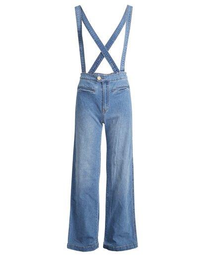 9 High Of Summer - Pantalón para Mujer Azul Q3PN02BIF9 Billabong