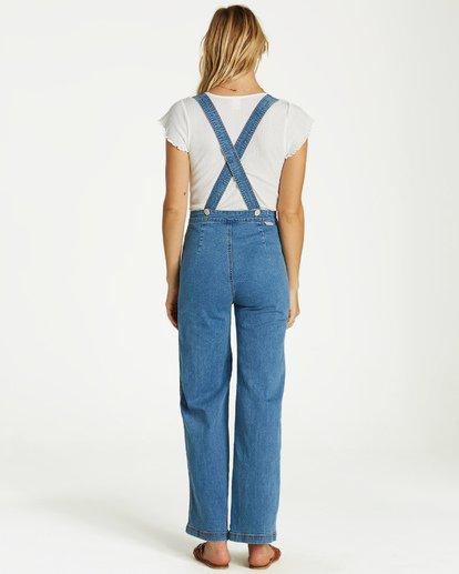 7 High Of Summer - Pantalón para Mujer Azul Q3PN02BIF9 Billabong