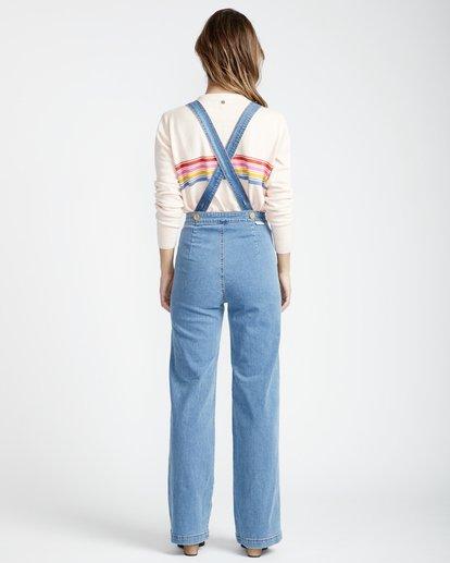 5 High Of Summer - Pantalón para Mujer Azul Q3PN02BIF9 Billabong