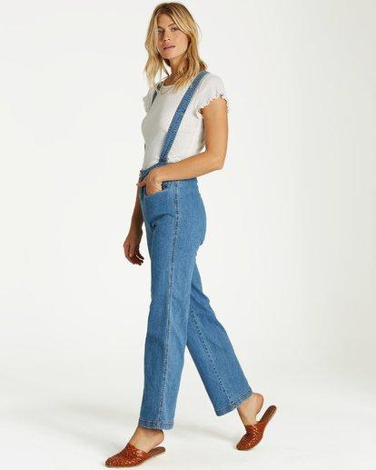 8 High Of Summer - Pantalón para Mujer Azul Q3PN02BIF9 Billabong