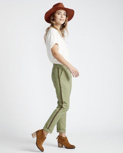 5 Mon - Chino Hose für Frauen  Q3PT01BIF9 Billabong