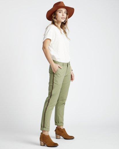 6 Mon - Chino Hose für Frauen  Q3PT01BIF9 Billabong