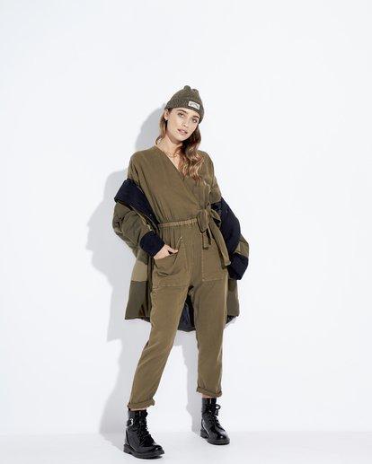 1 High Flyer - Hose für Frauen Grün Q3PT10BIF9 Billabong