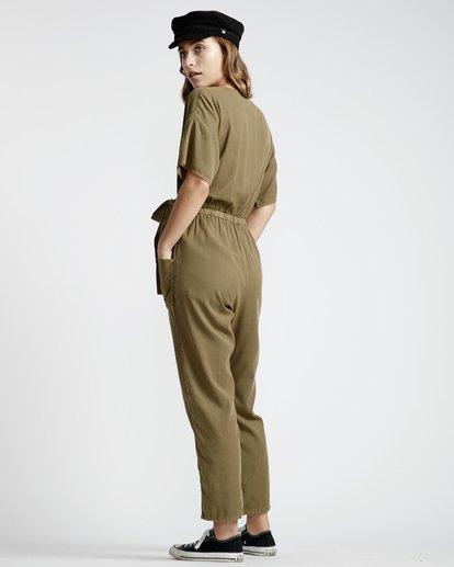 9 High Flyer - Hose für Frauen Grün Q3PT10BIF9 Billabong