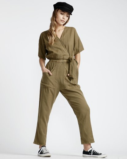 8 High Flyer - Hose für Frauen Grün Q3PT10BIF9 Billabong