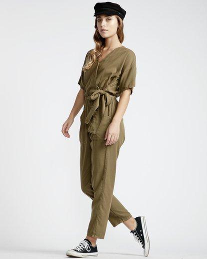 10 High Flyer - Hose für Frauen Grün Q3PT10BIF9 Billabong