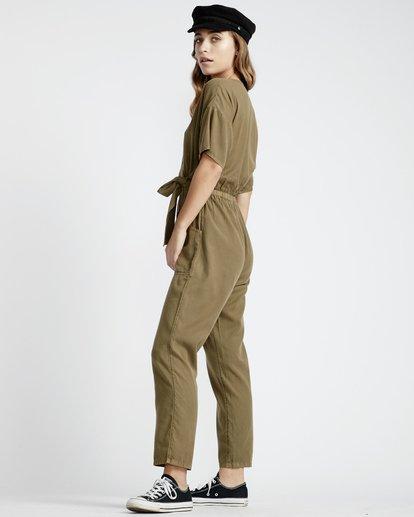 11 High Flyer - Hose für Frauen Grün Q3PT10BIF9 Billabong
