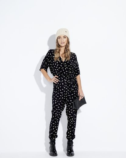 High Flyer Printed - Jumpsuit for Women  Q3PT11BIF9