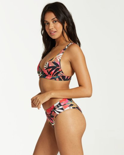 3 Tropic Nights Maui - Braguita de Bikini para Mujer  Q3SB06BIF9 Billabong