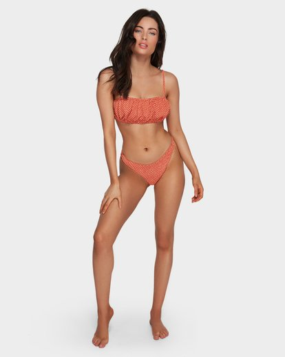 2 Candy Hike - Bikini-Unterteil für Frauen Rosa Q3SB30BIMU Billabong