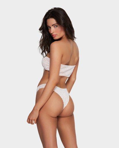 1 Candy Hike - Braguita de Bikini para Mujer Blanco Q3SB30BIMU Billabong