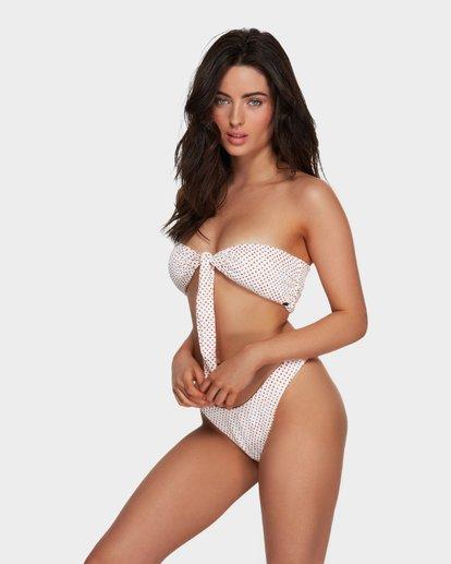 2 Candy Hike - Bikini-Unterteil für Frauen Weiss Q3SB30BIMU Billabong