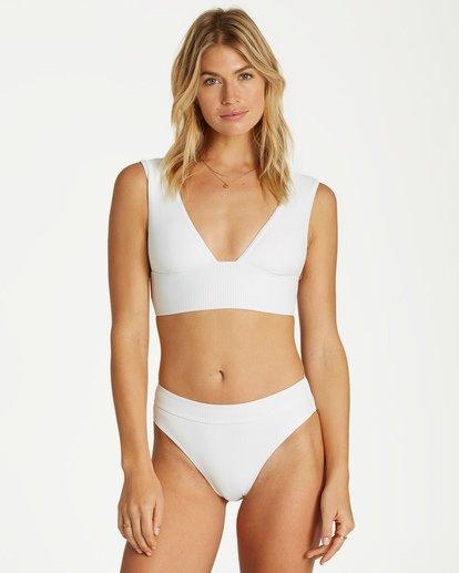1 Too Salty Maui Rider - Bikini-Unterteil für Frauen Weiss Q3SB51BIMU Billabong