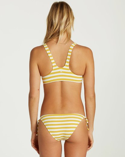 1 Sunny Rib Tropic - Braguita de Bikini para Mujer  Q3SB52BIMU Billabong