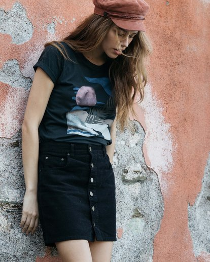 Good Life - Cord Skirt for Women  Q3SK01BIF9