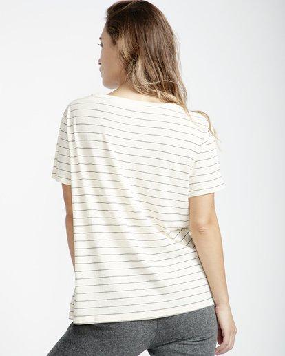 1 Beach Day - T-Shirt für Frauen Weiss Q3SS01BIF9 Billabong