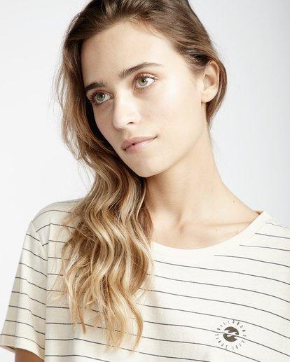 2 Beach Day - T-Shirt für Frauen Weiss Q3SS01BIF9 Billabong