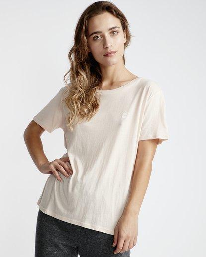 1 Beach Day - T-Shirt für Frauen  Q3SS01BIF9 Billabong