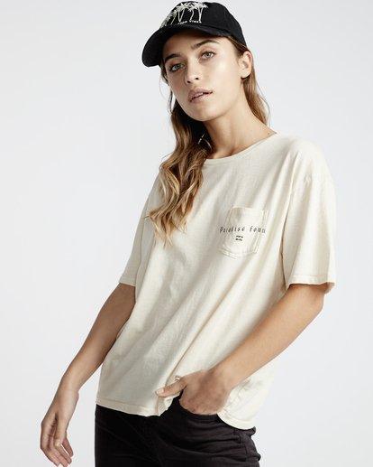 2 Cloudbreak - Camiseta para Mujer  Q3SS04BIF9 Billabong