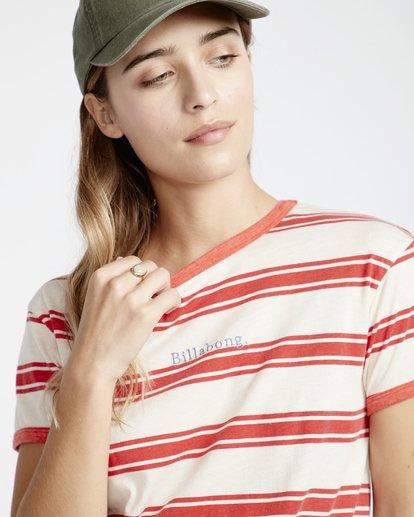 2 Ringer - T-Shirt für Frauen  Q3SS08BIF9 Billabong