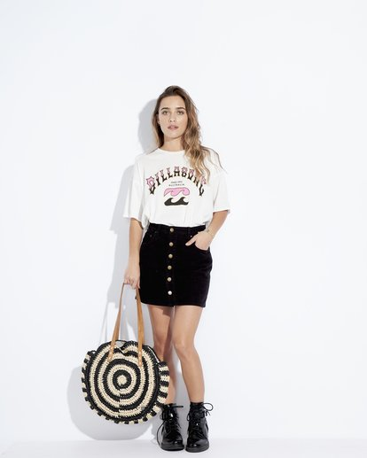 0 VRAI - T-Shirt für Frauen  Q3SS09BIF9 Billabong