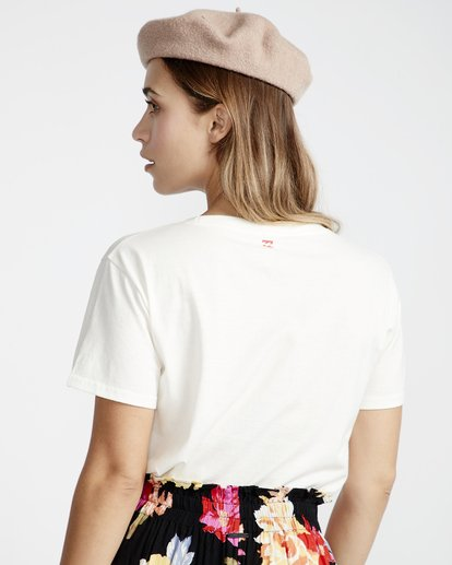 2 Wavy - T-Shirt für Frauen  Q3SS10BIF9 Billabong