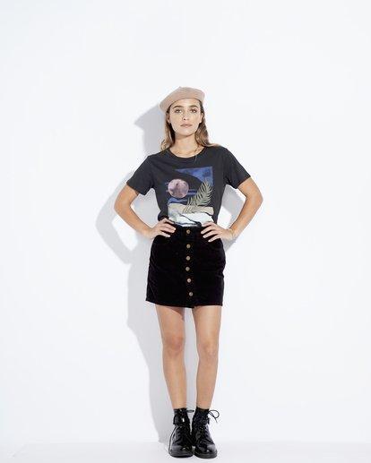 0 Day In Paradise - T-Shirt für Frauen Schwarz Q3SS13BIF9 Billabong