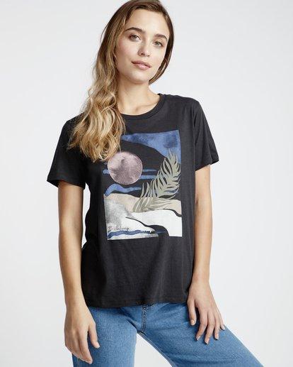 1 Day In Paradise - T-Shirt für Frauen Schwarz Q3SS13BIF9 Billabong