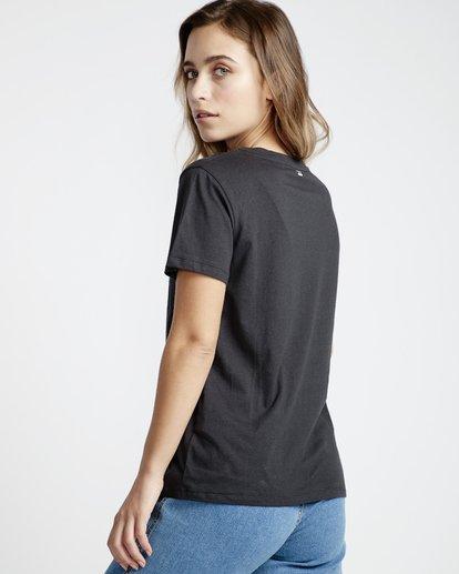 3 Day In Paradise - T-Shirt für Frauen Schwarz Q3SS13BIF9 Billabong
