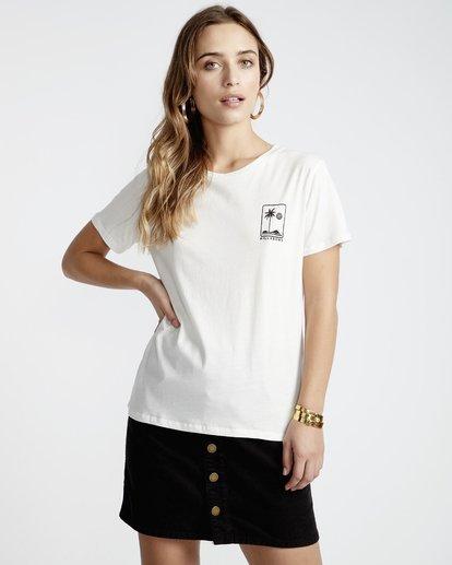 1 Here To Stay - T-Shirt für Frauen  Q3SS14BIF9 Billabong