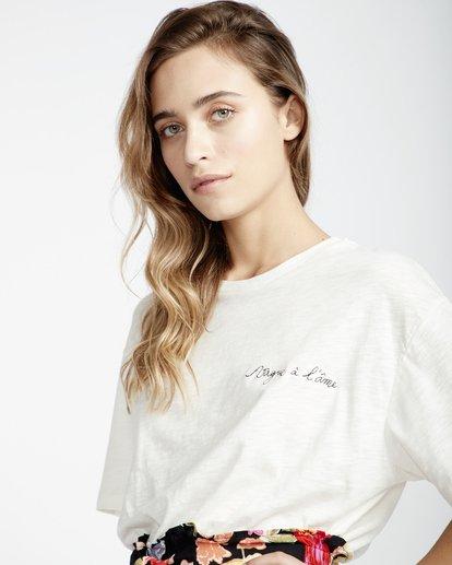 1 Vagalam - T-Shirt pour Femme  Q3SS16BIF9 Billabong