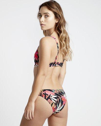 3 Tropic Nights - Top de Bikini Triangular para Mujer  Q3ST04BIF9 Billabong