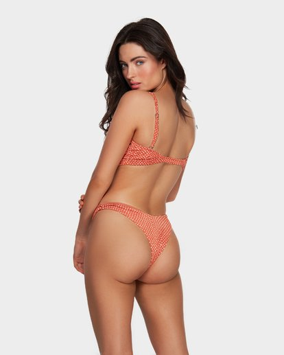1 Candy - Top de Bikini Bralette para Mujer Rosa Q3ST31BIMU Billabong