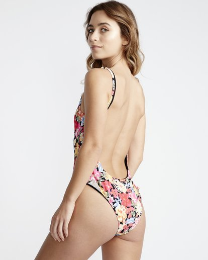 4 Last Days One Piece - Bañador Entero para Mujer Multicolor Q3SW01BIF9 Billabong