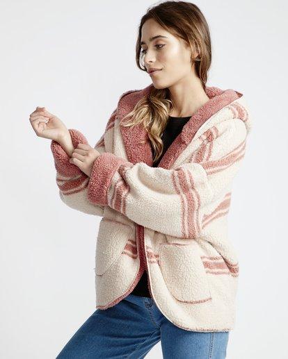 4 Reversible Gums - Gums Wärmer zum Wenden für Frauen Rosa Q3WA01BIF9 Billabong