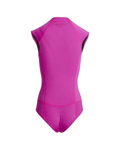 6 Peeky - Jacket Wetsuit for Women Pink Q42G05BIF9 Billabong