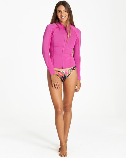 0 Peeky - Jacket Wetsuit for Women Pink Q42G05BIF9 Billabong