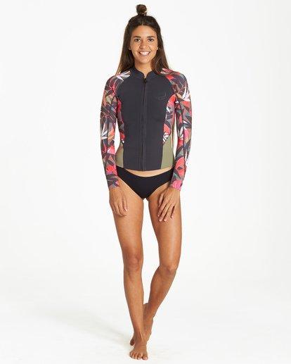 0 Peeky - Neopren Jacke für Frauen Mehrfarbig Q42G05BIF9 Billabong