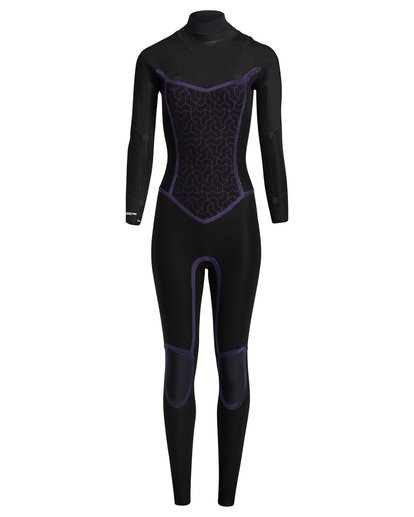 5 Salty Dayz 3/2 - Traje de Surf Integral para Mujer Multicolor Q43G01BIF9 Billabong