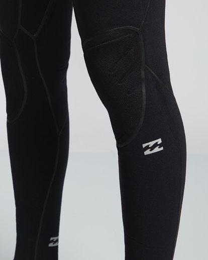 7 3/2mm Furnace Ultra  - Chest Zip Neoprenanzug für Männer Schwarz Q43M02BIF9 Billabong