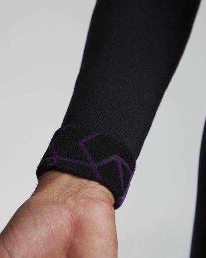 8 3/2mm Furnace Ultra  - Chest Zip Neoprenanzug für Männer Schwarz Q43M02BIF9 Billabong