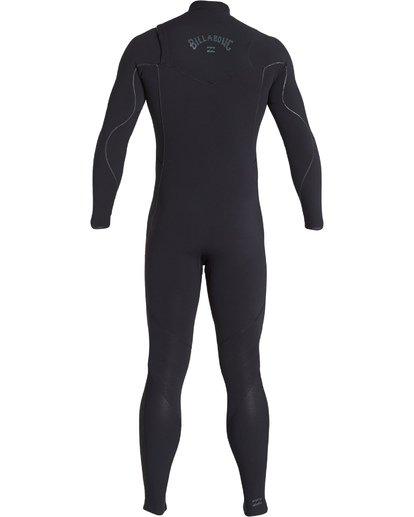 11 3/2mm Furnace Comp GBS - Chest Zip Fullsuit Neoprenanzug für Männer Schwarz Q43M03BIF9 Billabong