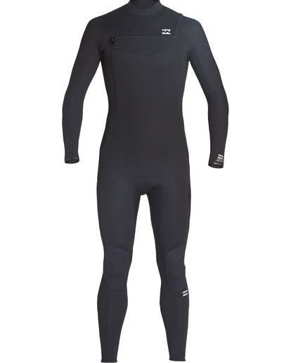 0 3/2mm Furnace Absolute GBS - Neoprenanzug mit Chest-Zip für Herren Schwarz Q43M08BIF9 Billabong