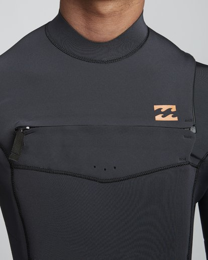 5 3/2mm Furnace Absolute GBS - Neoprenanzug mit Chest-Zip für Herren Schwarz Q43M08BIF9 Billabong