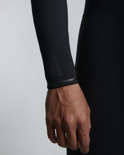 6 3/2mm Furnace Pro  - Pro Chest Zip Fullsuit Neoprenanzug für Männer Schwarz Q43M80BIF9 Billabong