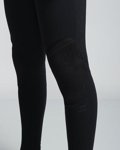 7 3/2mm Furnace Pro  - Pro Chest Zip Fullsuit Neoprenanzug für Männer Schwarz Q43M80BIF9 Billabong