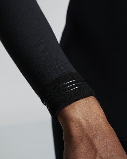 8 3/2mm Furnace Pro  - Pro Chest Zip Fullsuit Neoprenanzug für Männer Schwarz Q43M80BIF9 Billabong